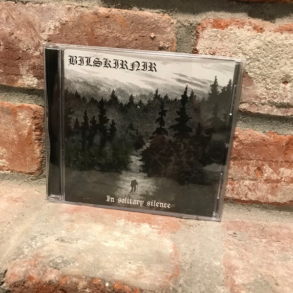 Bilskirnir - In Solitary Silence CD