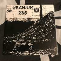 Uranium 235 - Total Extermination 7""