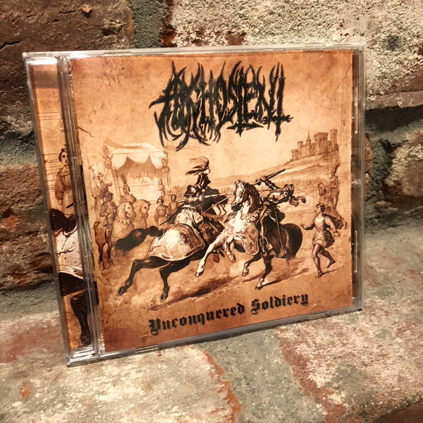 Arghoslent - Unconquered Soldiery CD