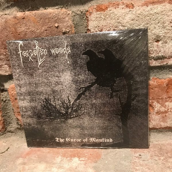 Forgotten Woods - The Curse Of Mankind CD