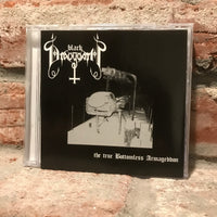 Black Draugwath - The True Bottomless Armageddon CD