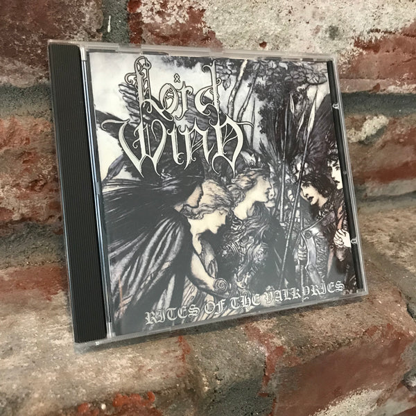 Lord Wind - Rites Of The Valkyries CD