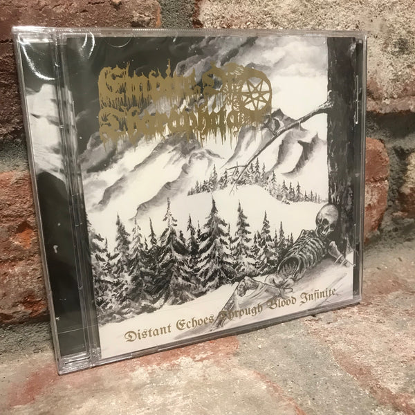 Empire Of Tharaphita - Distant Echoes Through Blood Infinite CD