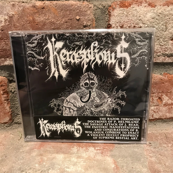 Kerasphorus - s/t CD