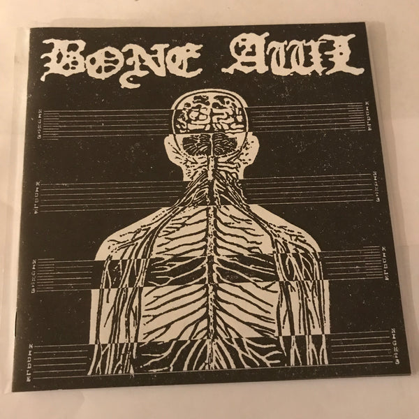 "Bone Awl - Nights Middle 7"" (KLX-015)"