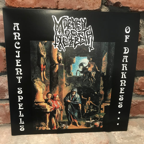 Moenen of Xezbeth - Ancient Spells of Darkness LP (Die Hard edition)