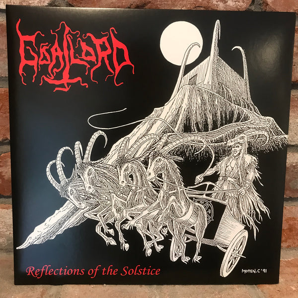 Goatlord - Reflections Of The Solstice LP
