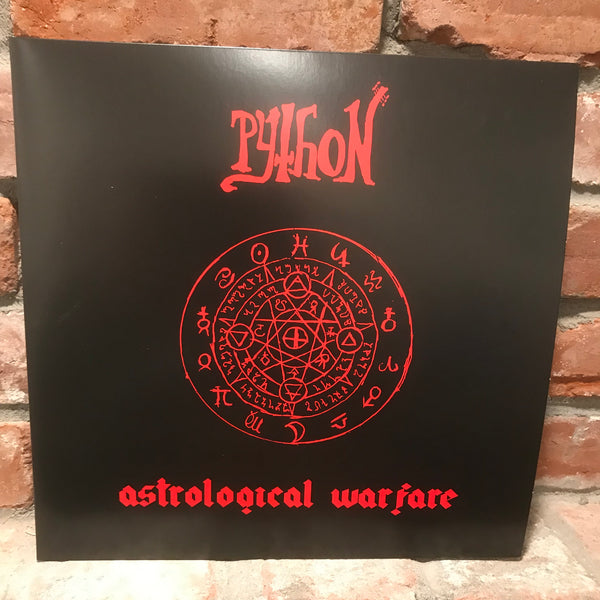 Python - Astrological Warfare 2LP