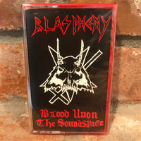 Blasphemy - Blood Upon The Soundscape CS