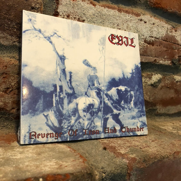Evil - Revenge of Iron and Thunder CD