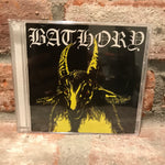 Bathory ‎– Self Titled CD