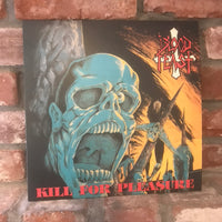 Blood Feast ‎- Kill For Pleasure LP