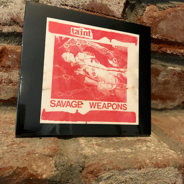 Taint - Savage Weapons CD