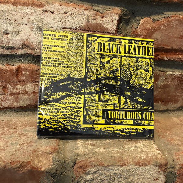 Black Leather Jesus - Torturous Chapter CD
