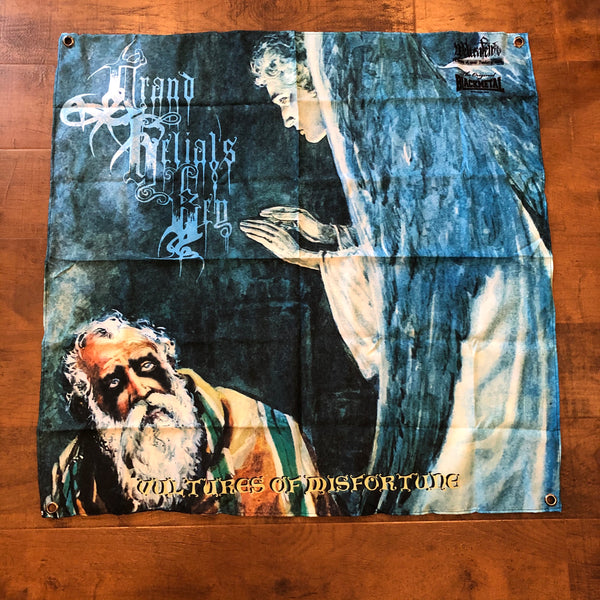 Grand Belial's Key - Vultures of Misfortune FLAG