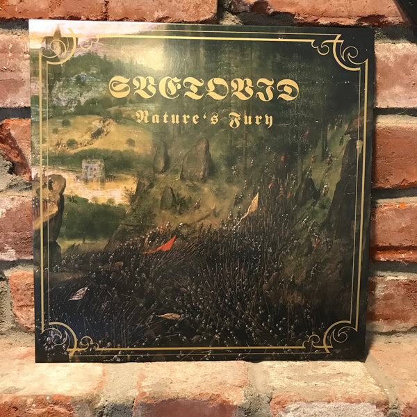 Svetovid - Nature's Fury LP
