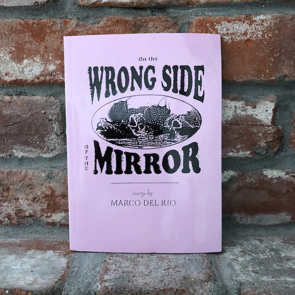 On the Wrong Side of the Mirror - Book