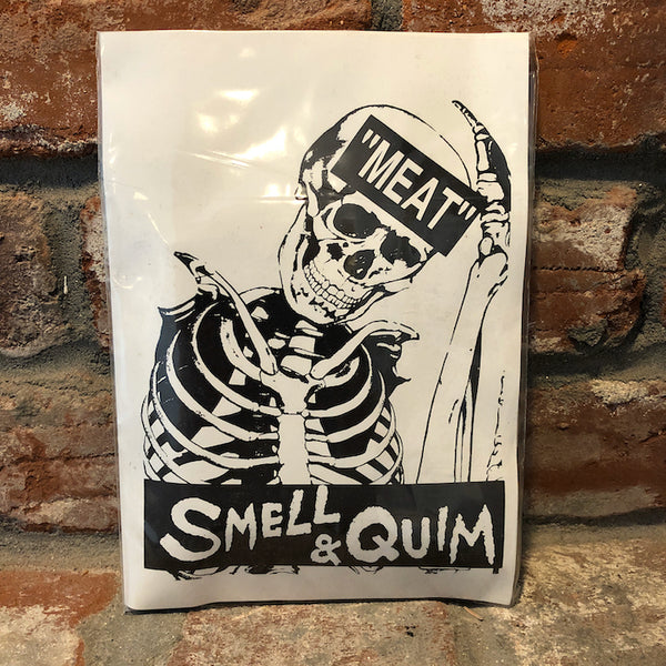 Smell & Quim - Meat CD+Cassette