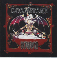 Doomstone - Satanavoid CD