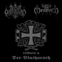 Altar Of Perversion / Mordaehoth ‎– Tributo A Der Blutharsch  CD