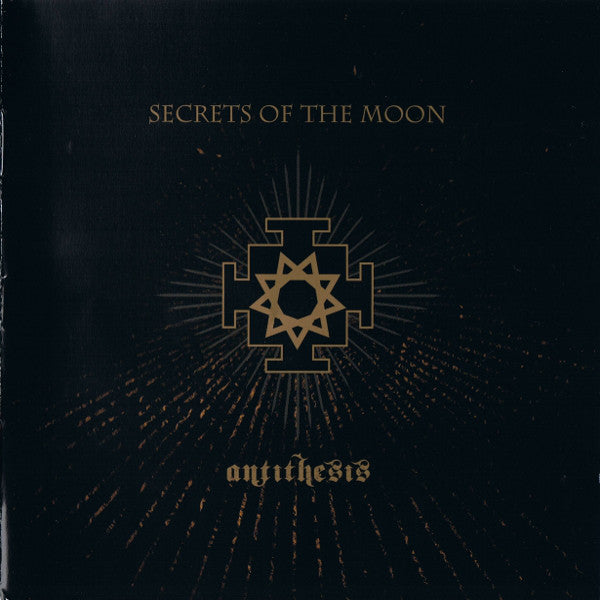 Secrets Of The Moon- Antithesis CD