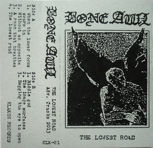 Bone Awl - The Lowest Road CS (KLX-021)