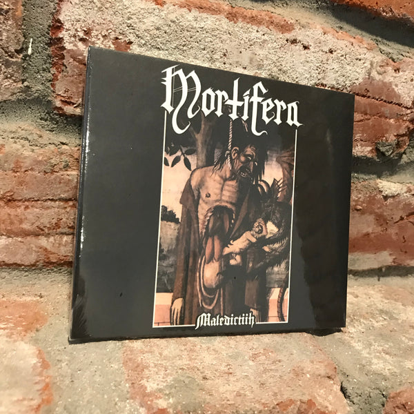 Mortifera - Maledictiih CD