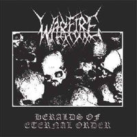 Warfire - Heralds of Eternal Order CD