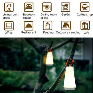 Portable Hanging Lamp