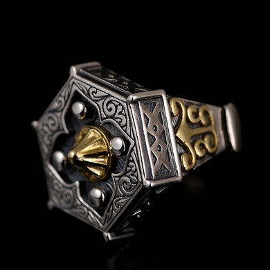 'Nine Doors' 925 Sterling Silver