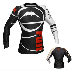 Fuji - BJJ Ranked Rashguards - Long Sleeve - BJJFAQ.com