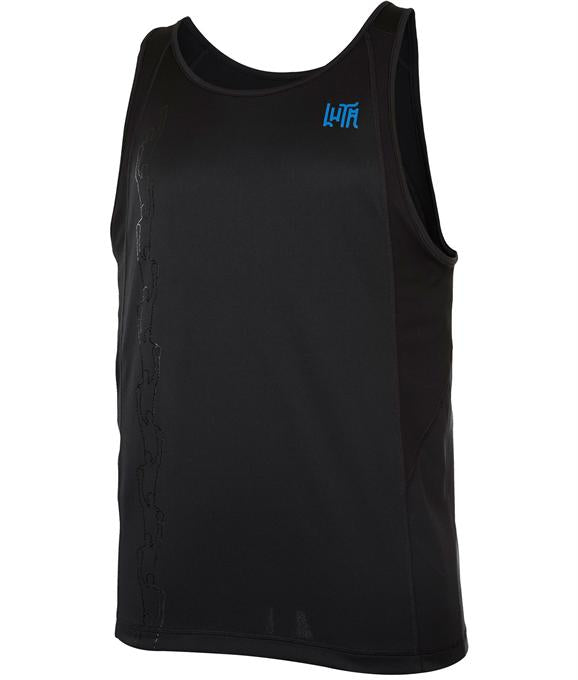 Luta - Speed-Tech Black Training Vest - BJJFAQ.com