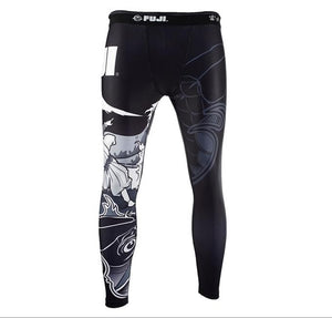 Fuji - Sakana Grappling Tights - BJJFAQ.com