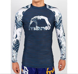 Manto - Waves 2.0 Grappling Rashguard - BJJFAQ.com