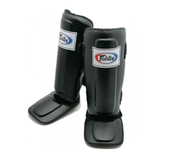 Fairtex SP3 Double-Padded Instep Protector - BJJFAQ.com