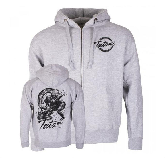 Tatami - Grapplers Collective Triangle Zip Up Hoodie - BJJFAQ.com