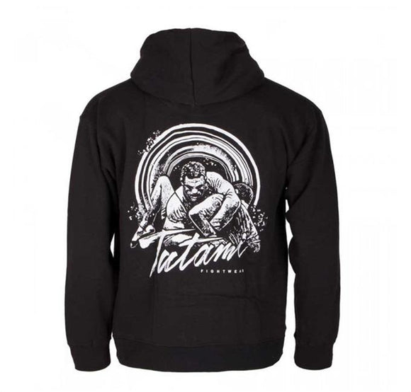 Tatami - Grapplers Collective Kimura Zip Up Hoodie - BJJFAQ.com