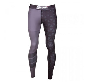 Tatami - Graphite Prism Grappling Tights - BJJFAQ.com