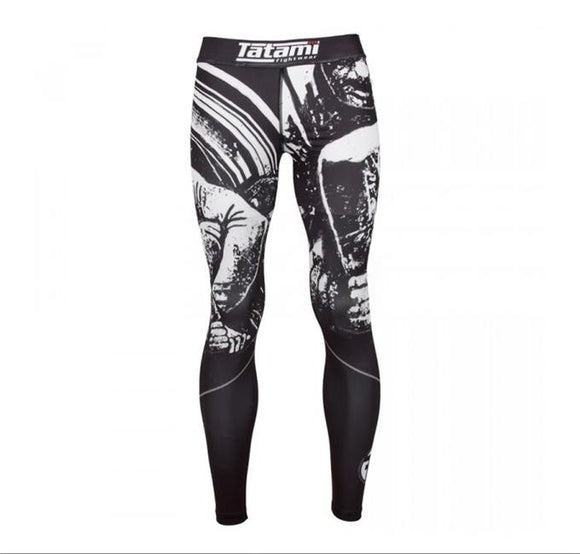 Tatami Grapplers Collective - Kimura Women's Grappling Tights - BJJFAQ.com