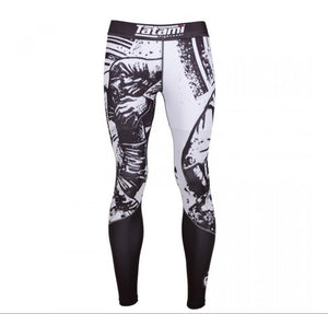 Tatami Grapplers Collective - Triangle Women's Grappling Tights - BJJFAQ.com