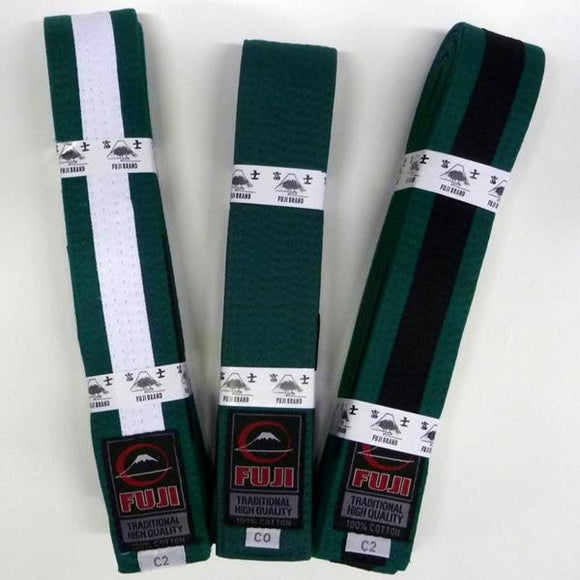 Fuji - IBJJF Approved Children's Belts - BJJFAQ.com