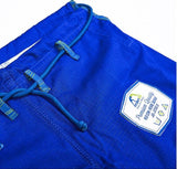 Manto - Diamond Blue Competition BJJ Gi - BJJFAQ.com