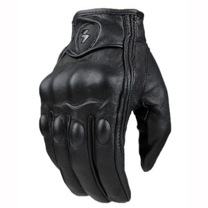 """Leather Rider"" Gloves"