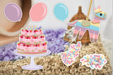 Let's Party | Static Cling | Pet Cage Theme