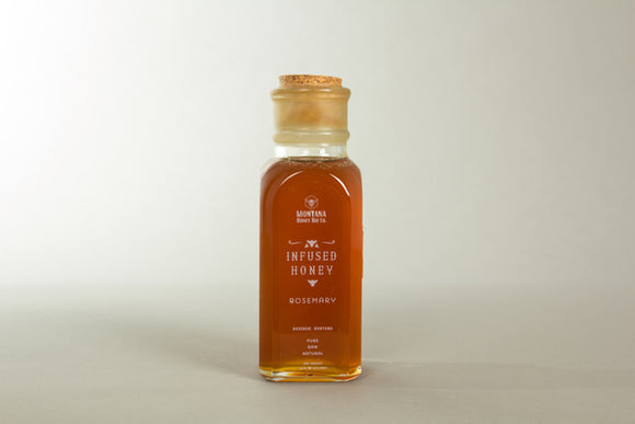 Rosemary Infused Honey