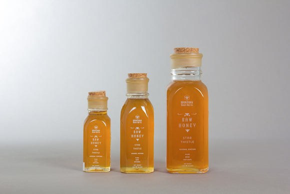 Star Thistle Raw Honey