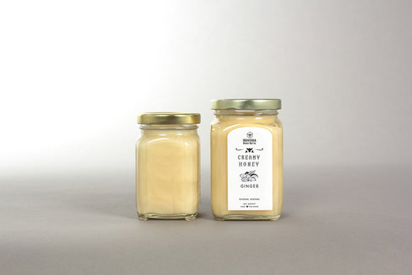 Ginger Creamy Honey