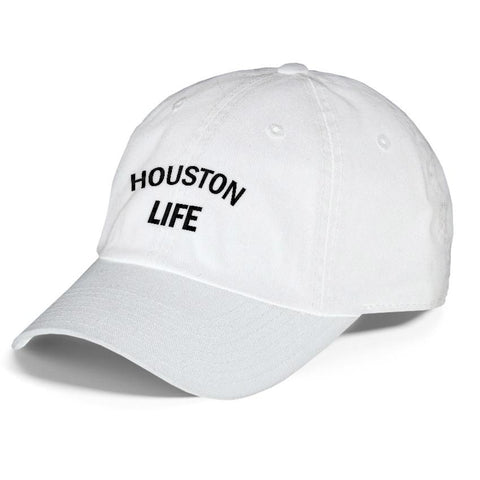 Houston Life Dad Hat Cap