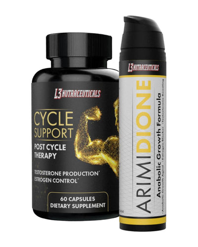 Cycle Support Stack L3 Nutraceuticals