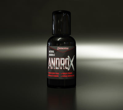 AndroX: 2 Month Supply l3nutraceuticals